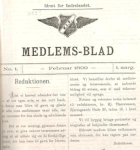 Medlemsblad